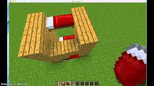 How To Make A Bunk Bed And Baby Swing In Minecraft YouTube - Minecraft bunk bed