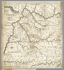 Frontier Route Map by The Mcmurrys Head To Kentucky Blackenedroots Com