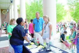 throngs of new students head to coastal carolina university for