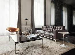 canapé florence knoll florence knoll lounge 3 seat sofa lounge sofas from knoll