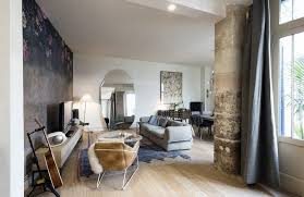 check this awesome parisian modern home makeover by studio