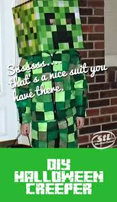 Minecraft Skeleton Halloween Costume by Easy Minecraft Creeper Costume That U0027s Comfy To Wear