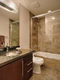 Simple Bathroom Tile Ideas Colors Modern Earth Toned Bathroom Designs Calm Modern Bathroom Features