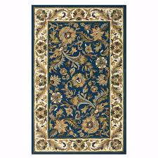 home decorators collection portico brown 8 ft x 11 ft area rug dudley blue beige 8 ft x 11 ft area rug
