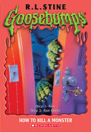 how to kill a monster goosebumps wiki fandom powered by wikia