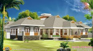 single floor residence exterior kerala home design and floor plans