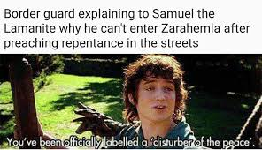 Mormon Memes - book of mormon memes for those who have actually read the book of