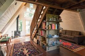 a frame house redwoods a frame tiny house amazes guests around the globe