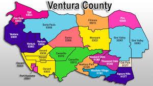 ventura county map ventura county estate