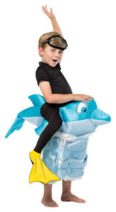 dolphin rider costume for kids costumes kid and ps