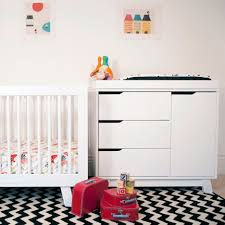 furniture charming baby nursery room design ideas using black and