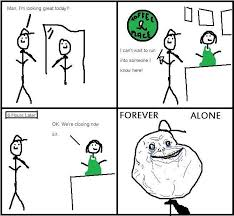 Know Your Meme Forever Alone - image 94688 forever alone know your meme