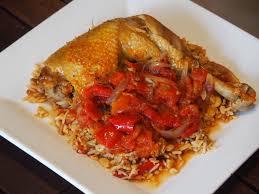 cuisine poulet basquaise un poulet basquaise plein de saveurs gourmicom