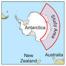 Map Of Antarctica Antarctic Animal Tracking Identifies Southern Ocean Hotspots