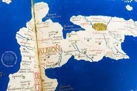 Modena Italy Map by Atlas Of Borso D U0027este Facsimile Edition
