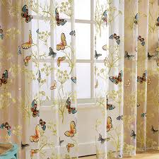 Walmart Kitchen Curtains Kitchen Amazing Butterfly Kitchen Curtains Curtains With