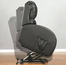 leather power lift chair s leather power lift recliner chair