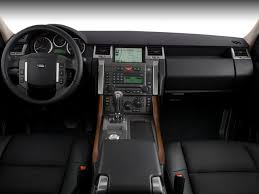 land rover freelander 2016 interior view of land rover range rover sport hse photos video features