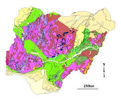 Nigeria State Map by Spilpunt Nigeria