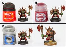 tutorial how to paint orks or orruks orcs tale of painters