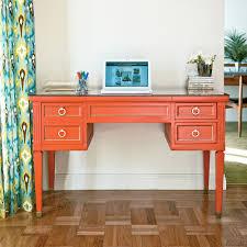 Desk Painting Ideas Reinvented Desk We Transform A Cast Off Into Treasure Sunset
