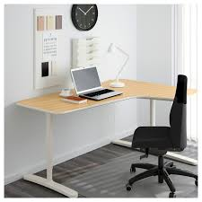 Left Corner Desk Bekant Corner Desk Left Gray Black Ikea Corner Desk Table