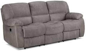 Grey Recliner Sofa Peyton Reclining Sofa Grey S