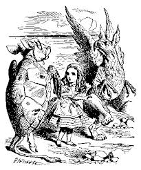 project gutenberg book tenniel illustrations alice