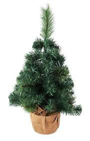 small artificial christmas trees mini artificial christmas tree with burlap base by