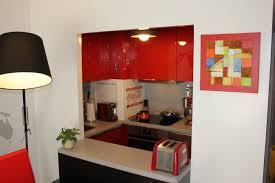 passe plat cuisine salon cuisine vue du salon photo 1 4 vue depuis la table à manger