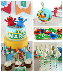 elmo birthday party kara s party ideas elmo cookie sesame birthday party