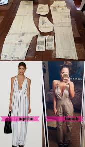 gal jumpsuit gal inspired jumpsuit diy sewing inspiration turn any