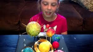 jaime u0027s budget friendly 3rd grade solar system project that lights