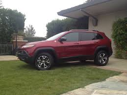 jeep cherokee black with black rims capsule review 2014 jeep cherokee the truth about cars