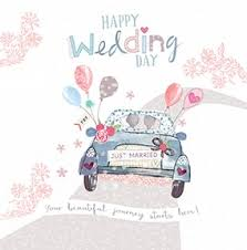 wedding day card wedding day cards uk funky pigeon