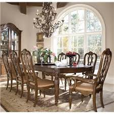 drexel heritage dining table casa vita 9 piece giordano dining table set by drexel