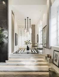 Decor House by Entry Hall In Nyc Apartment Black White Tile Floor Love Foyers
