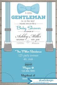 lil baby shower gentleman baby shower invitation lil baby shower