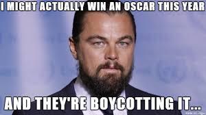 Funny Oscar Memes - oscar boycott meme on imgur