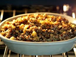thanksgiving stuffing for two wild rice jones sausage u0026 apple stuffing simply sated