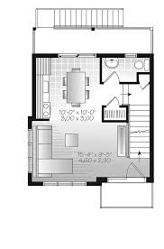 House Plans And More Com Saffold Modern Home Plan 032d 0807 House Plans And More