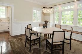 Pictures Of Wainscoting In Dining Rooms Concepts On Wainscoting Dining Room Apoc By