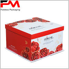 cake boxes custom packaging boxes wholesale by china