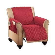 Recliner Chair Slipcovers Chair Protector Covers For Recliners Amazon Com