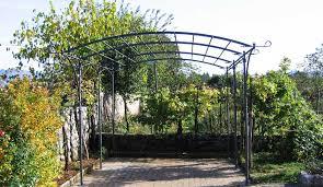 Steel Pergola Kits Sale by How To Build Iron Garden Gazebo Design Home Ideas