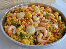 cuisiner riz recette riz à l espagnole aux jacques cuisinez riz à l