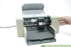 epson l replacement instructions how to replace an empty ink cartridge 10 steps with pictures
