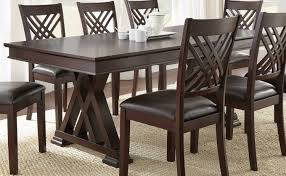 furniture amazing piece dining room sets for round and square