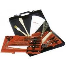 malette cap cuisine mallette de couteaux composite 24 pièces cap ou bac pro cuisine