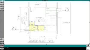 How To Measure Floor Plans How To Determine The Minimum Stair Width On The Stair Design